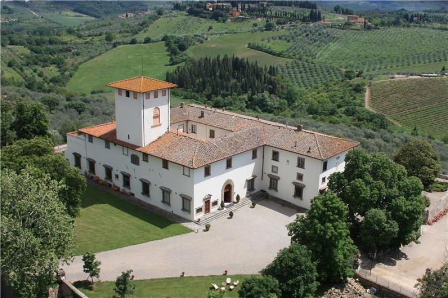 Villa Verde San Casciano